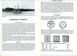 Marshall Inseln Von Friedemann/Wittmann Das Bekannte Standardwerk - Kolonien Und Auslandsämter