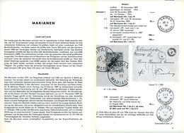Marianen Von Friedemann/Wittmann Das Bekannte Standardwerk - Kolonien Und Auslandsämter