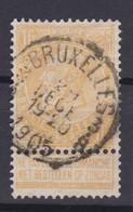 N° 65 : BRUXELLES 3 . 8 - 1893-1900 Fine Barbe