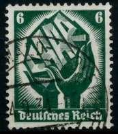 3. REICH 1934 Nr 544 Gestempelt X864642 - Germany