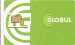 Bulgaria GSM SIM Mint Card Globul - Bulgaria