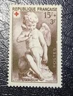 Timbre Neuf - Croix Rouge - 1950 - L'amour Par Falconet-  15 F   + 3 F - Francia