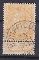 N° 65  BOUFFIOULX - 1893-1900 Fine Barbe