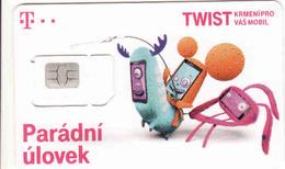 Czech Republic GSM SIM Mint Card T Mobile - Tchéquie
