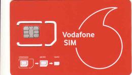 Czech Republic GSM SIM Mint Card Vodafone - Tchéquie