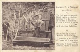 CPA 20 - Lamentu Di U Castagnu IXI - France