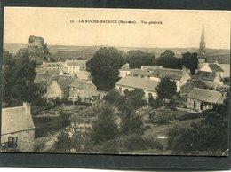 CPA - LA ROCHE MAURICE - Vue Partielle - La Roche-Maurice