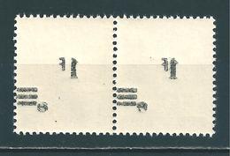 Saar MiNr. 228 II/I ** Aufdruck Abklatsch (sab35) - Nuevos