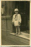 GIRL, NIÑA, FILLE. OLD FSHION, MODA ANTIGUA, MODE VINTAGE. FOTO PHOTO CIRCA 1920's SIZE: 10X14 CM -LILHU - Personas Anónimos