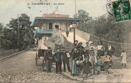 COURBEVOIE LA GARE - Courbevoie