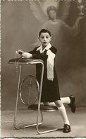 CHILD COMMUNION, NIÑO COMUNION, COMMUNION D'ENFANTS. ARGENTINA FOTO PHOTO CIRCA 1920's SIZE: 9X14 CM -LILHU - Personas Anónimos