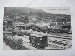 CPA 01 AIN - BELLEGARDE : La Gare, Vue Intérieure - Bellegarde-sur-Valserine