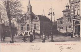 2606276Hilversum, Stadhuis (poststempel 1902) - Hilversum