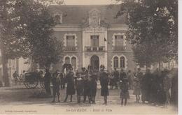Ste Livrade Hôtel De Ville - France