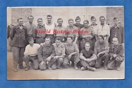 CPA Photo - STALAG XIII B - Beau Portrait De Soldat Français Prisonnier - 1940 1944 - Au Verso Morlet De Bobigny - War 1939-45