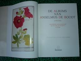 De Albums Van Anselmus De Boodt (1550-1632) Geschilderde Natuurobservatie - Culture