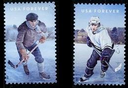 Etats-Unis / United States (Scott No.5253 - Hockey) ) (o) TB / VF - Gebraucht