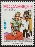 Mozambique 1994 National Elections - Mozambique