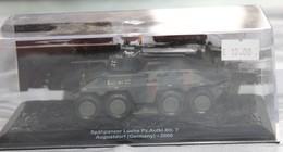 Maquette Blindé Allemand - Vehicles