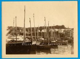 Finistère * Douarnenez Port - Photo Vers 1930 - Luoghi