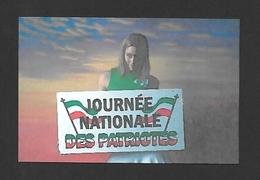 POLITIQUE DU QUÉBEC - LA JOURNÉE NATIONALE DES PATRIOTES - Evènements