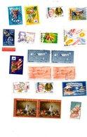 Un Lot De Timbres France Oblitérés-voir état - Lots & Kiloware (mixtures) - Max. 999 Stamps