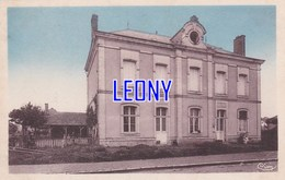 CPSM 9X14  De PEZOU (41) - La MAIRIE - France