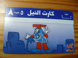 Phonecard Egypt - Magnetic - Egypt