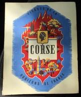 LIVRE 1951 VISAGES DE LA CORSE HORIZONS DE FRANCE COLLECTIONS PROVINCIALES - Corse