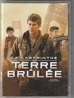 Dvd  LE LABYRINTHE  2 Terre Brulée    Etat: TTB  Port 110 Gr Ou 30 Gr - Fantasy