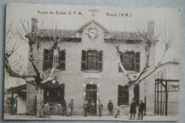 SOSPEL-FOYER DU SOLDAT U.F.A - Sospel