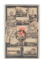 CPA Carte Photo Gruss Aus Vladivostok Wladiwostok - Russie