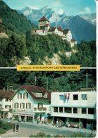 LIECHTENSTEIN-SCHLOSS VADUZ-CHATEAU- - Liechtenstein