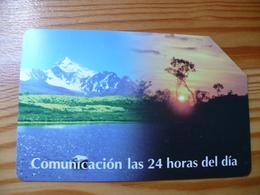 Phonecard Bolivia - Magnetic - Bolivia