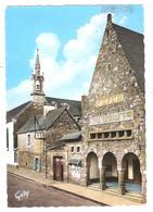 Loudéac (22 - Côtes D'Armor) Le Foyer Municipal - Loudéac