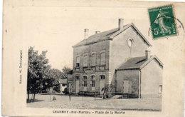 CHARMOY - Place De La Mairie    (114292) - Autres Communes