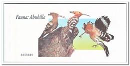 Spanje 2007, Postfris MNH, Birds, Abubilla ( Booklet, Carnet ) - 1931-Tegenwoordig: 2de Rep. - ...Juan Carlos I