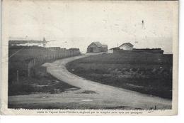 44 - PREFAILLES - Pte St Gildas - Baie Ou  Le Vapeur St PHILIBERT A Coulé Avec 500 Pers. ( Navette PORNIC-NOIRMOUTIER ) - Préfailles