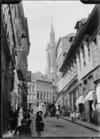 Tournai Photo Originale 1902 + Agrandissement Copyright A.C.L. Bruxelles - Tournai