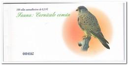 Spanje 2008, Postfris MNH, Birds, Cernicalo Comun ( Booklet, Carnet ) - 1931-Tegenwoordig: 2de Rep. - ...Juan Carlos I