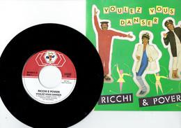 Ricchi & Poveri : Voulez Vous Danser + Acapulco (Baby Records 1963) - Disco, Pop