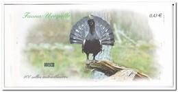 Spanje 2009, Postfris MNH, Birds, Urogallo ( Booklet, Carnet ) - 1931-Tegenwoordig: 2de Rep. - ...Juan Carlos I