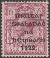 ~~~ Ierland Ireland 1922 - Provisional Overprint  - Mi. 20 * MH ~~~ - 1922 Governo Provvisorio