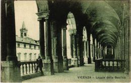 CPA Vicenza Loggia Della Basilica ITALY (801434) - Vicenza
