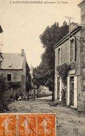 DPT 23 SAINT-SULPICE-LE-DONZEIL La Poste - Autres Communes