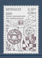 Monaco - YT N° 2265 - Neuf Sans Charnière - 2000 - Neufs