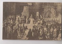 Présentation Par Humbert II Du Dauphin Charles Son Successeur - Acte De Transport Du Dauphiné à La France Passé à Romans - History