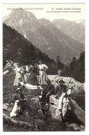 GABAS (64) - Frontière D' Espagne - Une Promenade à Travers La Montagne - Francia