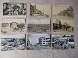 Lot De 9 Cartes Postales De BRAY-DUNES 59 - Bray-Dunes