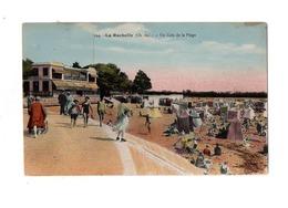 La Rochelle Un Coin De La Plage - La Rochelle